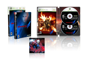 Devil May Cry 4 Collector's Edition Details