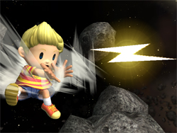 Lucas' Moves in Super Smash Bros. Brawl