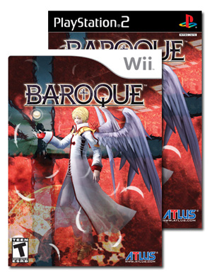 Atlus Announces New Wii/PS2 Game Baroque