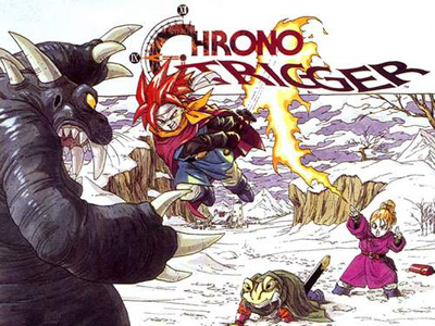 Chrono Trigger Outskirts of Time Music