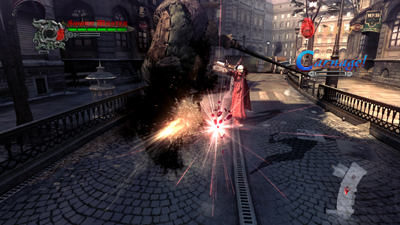 Devil May Cry 4 Demo Early 2008
