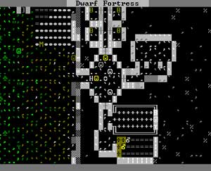 Dwarf Fortress is awesome