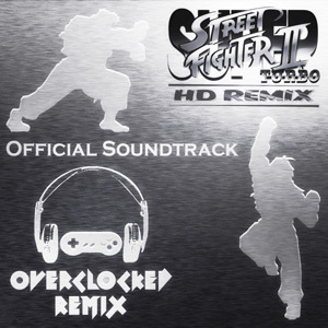 Super Street Fighter II HD Remix Soundtrack