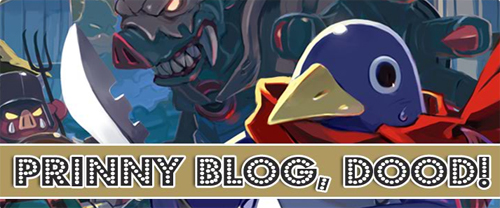 NIS America Launches Prinny Blog