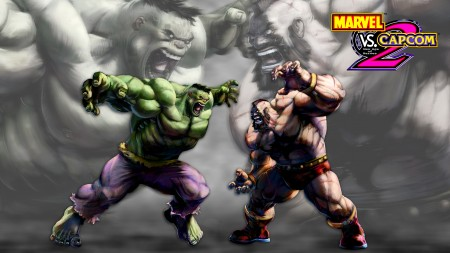 Hulk vs. Zangief