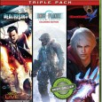This September Capcom is releasing a Platinum Hits Triple Pack for the Xbox 360 containing Dead Rising, Lost Planet, and Devil May Cry 4. If you've been holding out on...