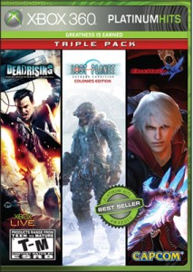 Capcom's Triple Pack