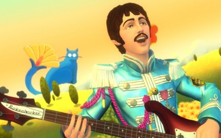 The Beatles Rock Band Out Tomorrow