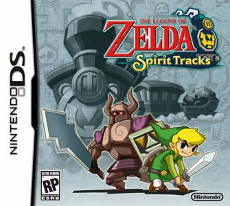The Legend of Zelda Spirit Tracks Out In December