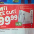 Looks like the Wii will also be getting a price cut, following Microsoft and Sony's.