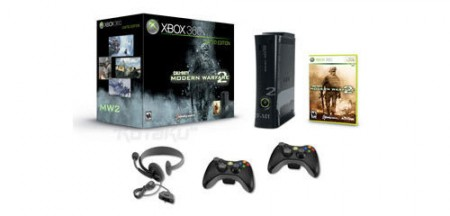 Xbox 360 MW2 Bundle