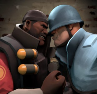 Team Fortress 2 - The War Update