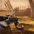 Bioware will be releasing more DLC for Mass Effect 2, featuring the Hammerhead, a vehicle that hovers over the battlefield and shoots stuff. The Firewalker pack features five new missions...