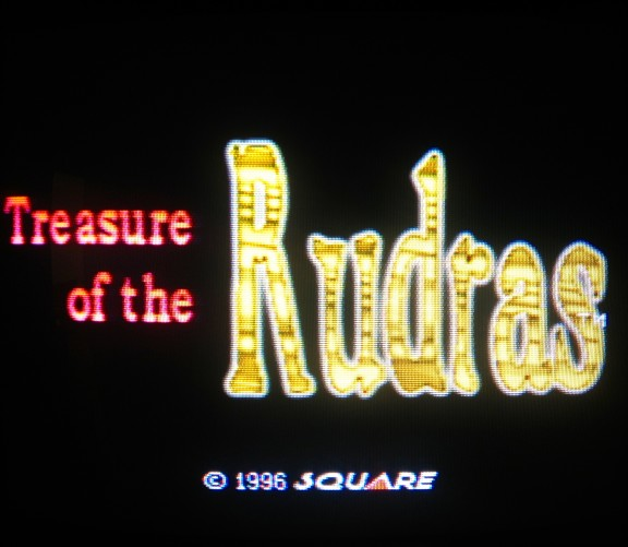 A shot of Treasure of the Rudras in action.