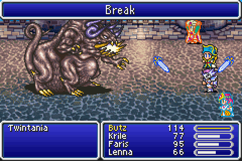FF5 BREAK