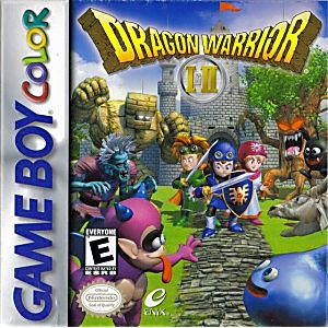 GBC Dragon Warrior I & II